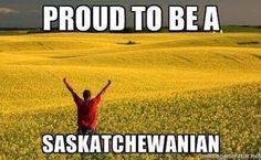 Are you proud to be a Saskatchewanian? We certainly are at Prairies North Magazine! Canadian Things, I Am Canadian, Be Proud, True North, Canada Day, Cool Countries, The Province, How I Feel, British Columbia