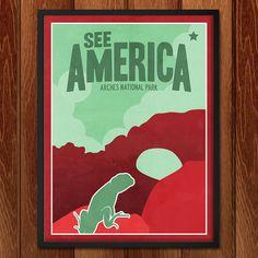 Arches National Park by Matt Brass  #SeeAmerica