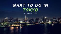 Tokyo is the perfect mix of traditional Japan and ultra modern metropolitan city life. Not sure what to do in Tokyo? This 5 day Tokyo itinerary has it all! Tokyo Travel Guide, China Travel Guide, Taiwan Travel, Travel Tours, Asia Travel, Cambodia Itinerary, Rome Itinerary, Tokyo Things To Do, Scotland Road Trip