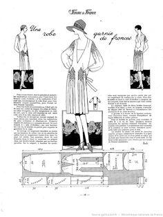 La Femme de France | 1926-08-01 | Gallica