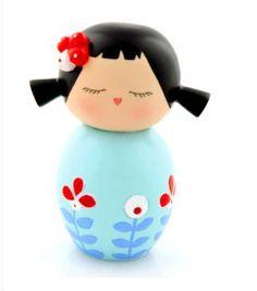 32 Best Japanese Kokeshi Images Kokeshi Kokeshi Dolls Japanese