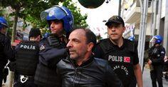 Özakça ve Gülmen'in gözaltına alınmasını protesto eden gruba polis müdahalesi: 6 gözaltı