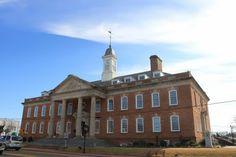 Hardin County Courthouse - Built 1950 - Savannah, TN