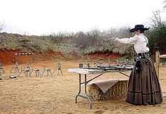 The Women of Old West Action Shooting, Tornado Alli 2