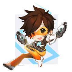 OW-Tracer by おりづる