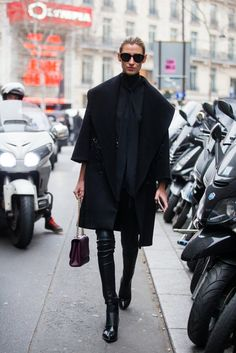 The Street Style in Paris Right Now Is Your Autumn Wardrobe