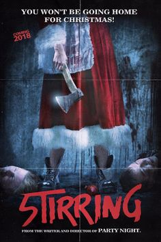 25 kickstarter campaign for the christmas horror film stirring - Scary Christmas Movie
