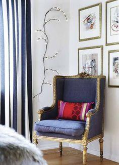 La Maison Boheme: Comfy Chair