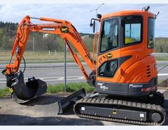 Click On The Above Picture To Download Doosan Daewoo Dx35z Excavator Parts Manual