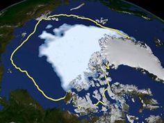 En 30 años el hielo del Ártico se ha reducido a la mitad... http://www.muyinteresante.es/el-hielo-del-artico-se-ha-reducido-a-la-mitad-en-30-anos