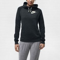 1edf8ce51a5 Nike Rally Funnel Neck Women's Hoodie - $80 Nike Outfits, Workoutmateriaal,  Rally, Jack