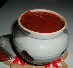 My secret handmade gochujang recipe: can be made GF using Bragg's or GF soy sauce