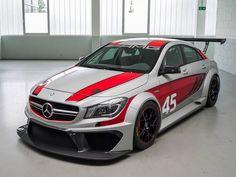 ca Mercedes-Benz CLA 45-AMG Racing Series C117-2013
