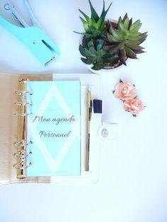 agenda personnal a imprimer gratuitement 1