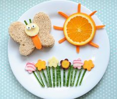 Cute Healthy Lunch Slideshow-featured on Dr Oz-Meet the Dubiens