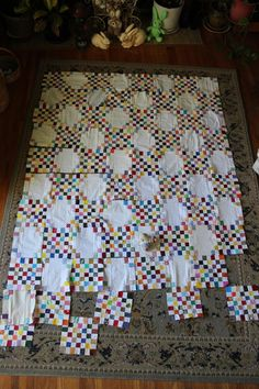 sewing block quilts a few more alternate blocks Colchas Quilting, Machine Quilting, Quilting Projects, Quilting Designs, Quilting Ideas, Scrap Quilt, Scrappy Quilt Patterns, Easy Quilts, Mini Quilts