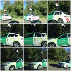 and after lunch...on the way home...we saw this. #payback #googlestreetview