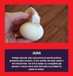 Jak ekspresowo obrać jajka? Mamy na to świetny patent!!!
