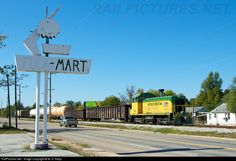 RailPictures.Net Photo: 100 Sand Springs Railway EMD SW9 at Sand Springs, Oklahoma by M. S. Repp