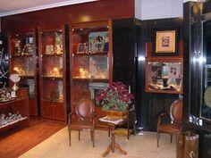 Interior Joyería Florencio Antoli, Pozoblanco (Córdoba).