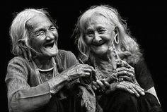 "Friendship endures the test of time! ""Golden Friendships"""