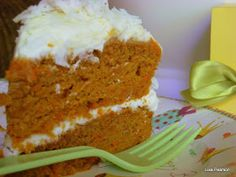 Simply...This. That. And The Other: Pumpkin Carrot Cake