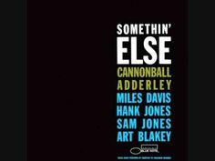 Cannonball Adderley (Alto Sax) / Miles Davis (Trumpet) --- Album: Somethin' Else (1958) ---  Title : Autumn Leaves ---  Composer : Joseph Kosma