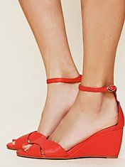 Dayton Mini Wedge Sandal