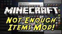 Not Enough Items Mod 1.10.2/1.9.4 - 9Minecraft.Net