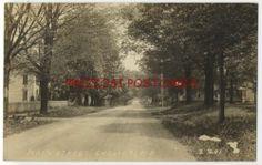 Chester NJ RPPC Main Street Used CA1913 with Balboa Pan Pacific Expo Stamp | eBay