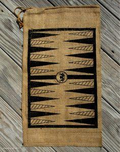 love this backgammon board