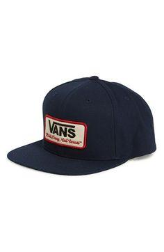 1478f8b5b0e Vans  Rowley  Snapback Hat Vans Rowley
