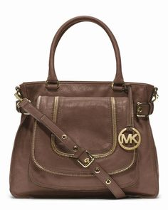 Michael Kors Große Naomi Schulranzen Nussbaum Ziege online shop #womensbags#jewellery|#jewellerydesign}