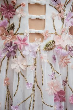 Details at Georges Hobeika Spring/Summer 2016 Haute Couture