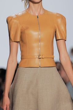 New York: Michael Kors Spring 2014