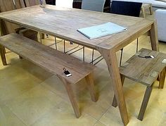 Recycled Timber Furniture Melbourne | PFS Furniture Sales | Indoor and Outdoor Furniture