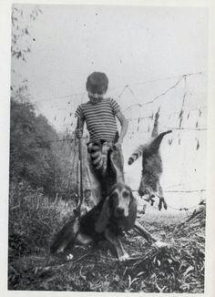 Coon hunt success- 1920s