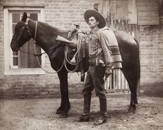 Frank Smith, Texas Ranger, of the Frontier Battalion (between 1876-1901), Company D.- Traces of Texas