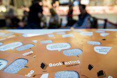 Book Tasting: catas de libros en una cafetería, un mercado o un sex shop