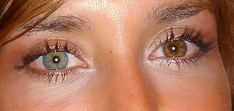 Afbeeldingsresultaat voor natural amethyst colour eyes -contact -mascara