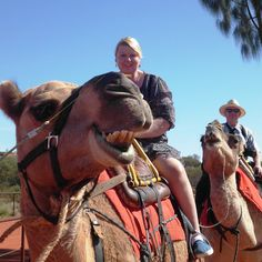 We went on a camel ride. Alice Springs, Camel, To Go, Fish, Places, Animals, Animales, Animaux, Pisces