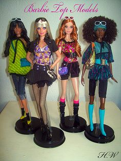 34 Ideeën Over Barbie Top Model Barbie Mode Editorials Jeremy Scott