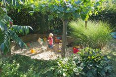 grote zandbak tuin - Google zoeken