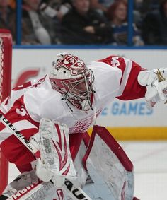 Petr Mrazek Pictures - Detroit Red Wings - ESPN