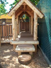 Sellwood Daycare Playhouse