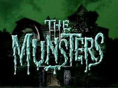 The Munsters CBS 09/64-05/66 The Munsters depicted a family of benign monsters living in the same neighbourhood as mere humans.  Herman and Lily Munster lived at 1313 Mockingbird Lane with their son Eddie, niece Marilyn (the odd one), and Grandpa. Despite the monstrous looks the Munsters consider themselves a normal blue-collar family. Often compared to the Addams Family, the Munsters were more classical monsters and decided less wealthy than the Addams family.