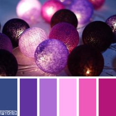 Lovely Lanterns Palette