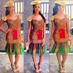 Checkout These Classy And Up-to-Date Ankara Styles; You Would Be Glad You Did - Wedding Digest Naija Ghana Fashion, African Fashion, Ghana Mode, South African Traditional Dresses, Ankara Stil, Ankara Fabric, African Design, Queen, African Dress