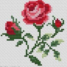Dragon Cross Stitch, Small Cross Stitch, Cross Stitch Heart, Beaded Cross Stitch, Cross Stitch Flowers, Cross Stitch Designs, Cross Stitch Embroidery, Embroidery Patterns, Cross Stitch Patterns