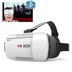 VR Box Virtual Reality 3D Glasses for iPhone Samsung HTC